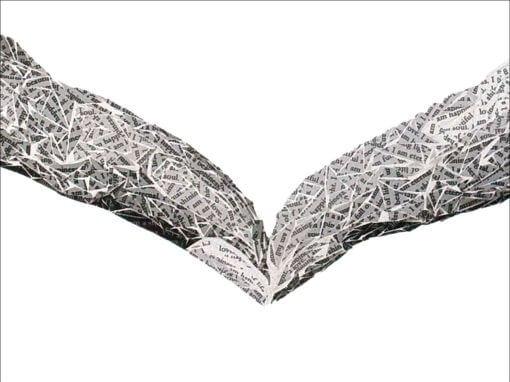 DETAIL - I am Love - Susan Clifton Art Prints