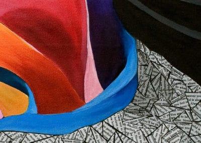 DETAIL - Inspiration - Susan Clifton Art Prints