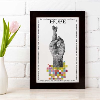 Gicleé Print of Hope