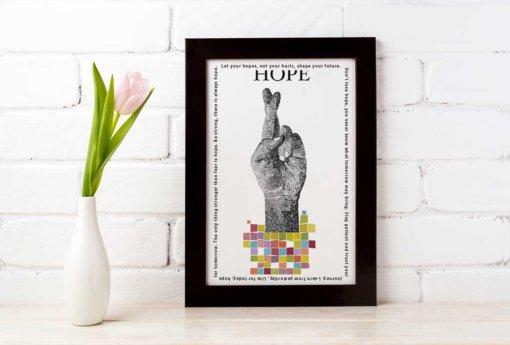 Gicleé Print of Hope