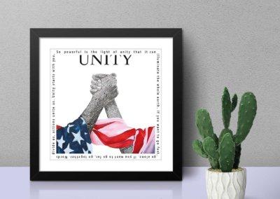 Unity Painting - Art Print