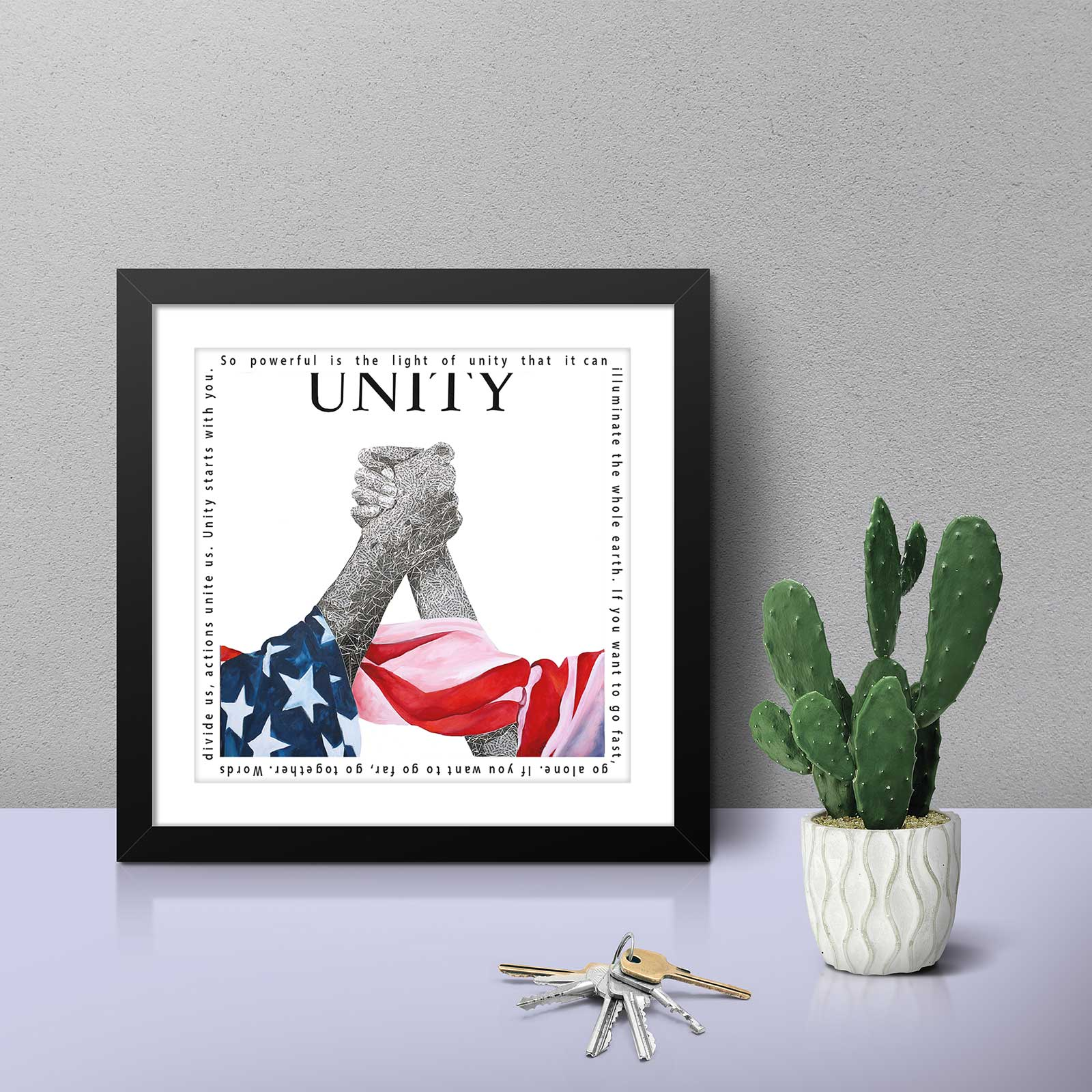 Gicleé Print of Unity