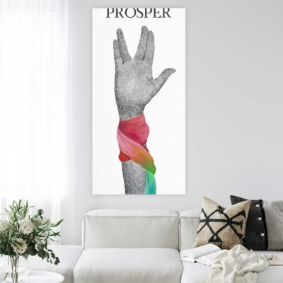 Prosper original artwork