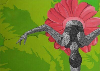 Ballerina art print 11x17