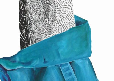 I am # One Artwork Detail