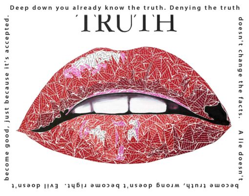 Truth Detail 1