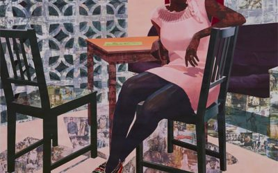 3 mixed media collage artists whose work I admire