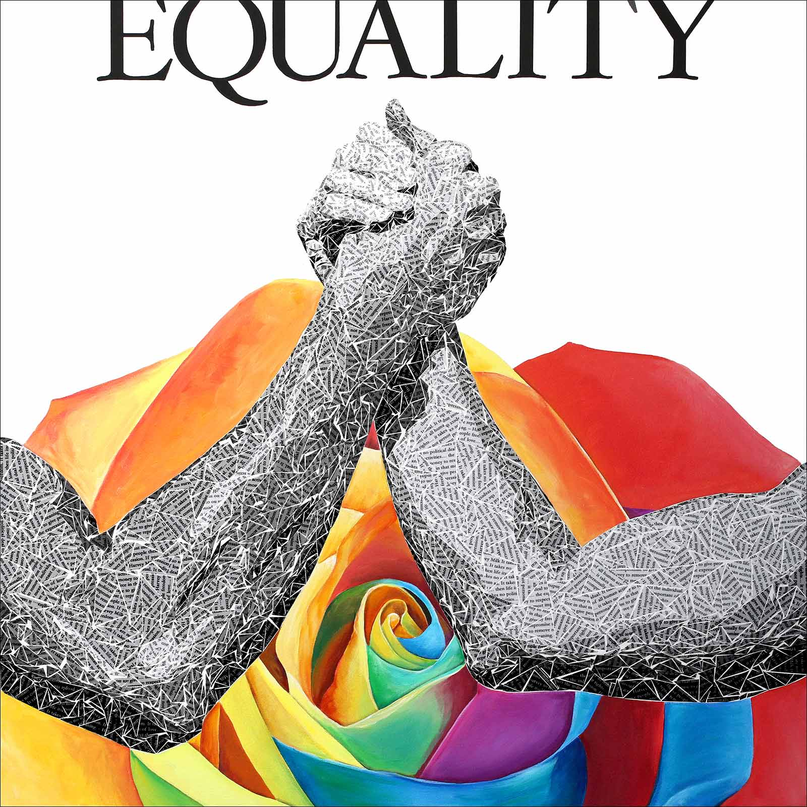Equality | Susan Clifton | 30x30