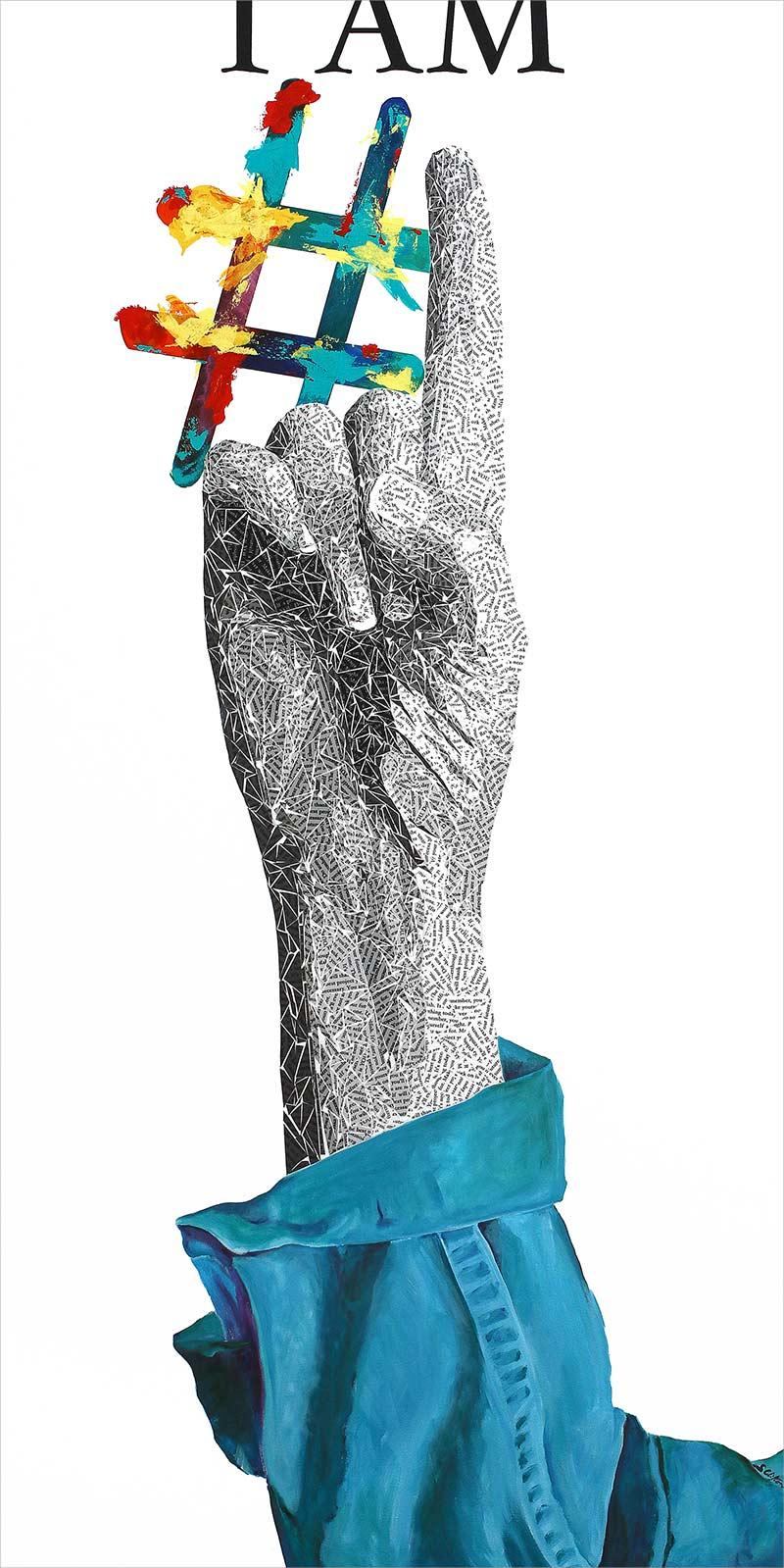 I am # One | Susan Clifton | 30x60
