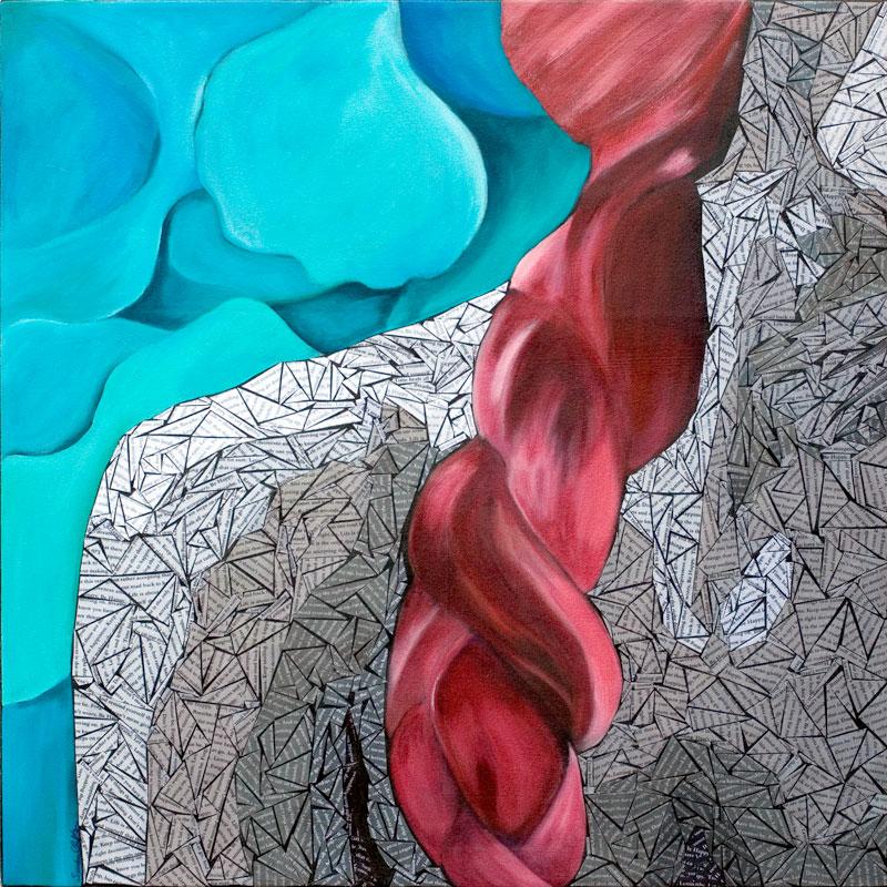 Letting Go | Susan Clifton | 30x30