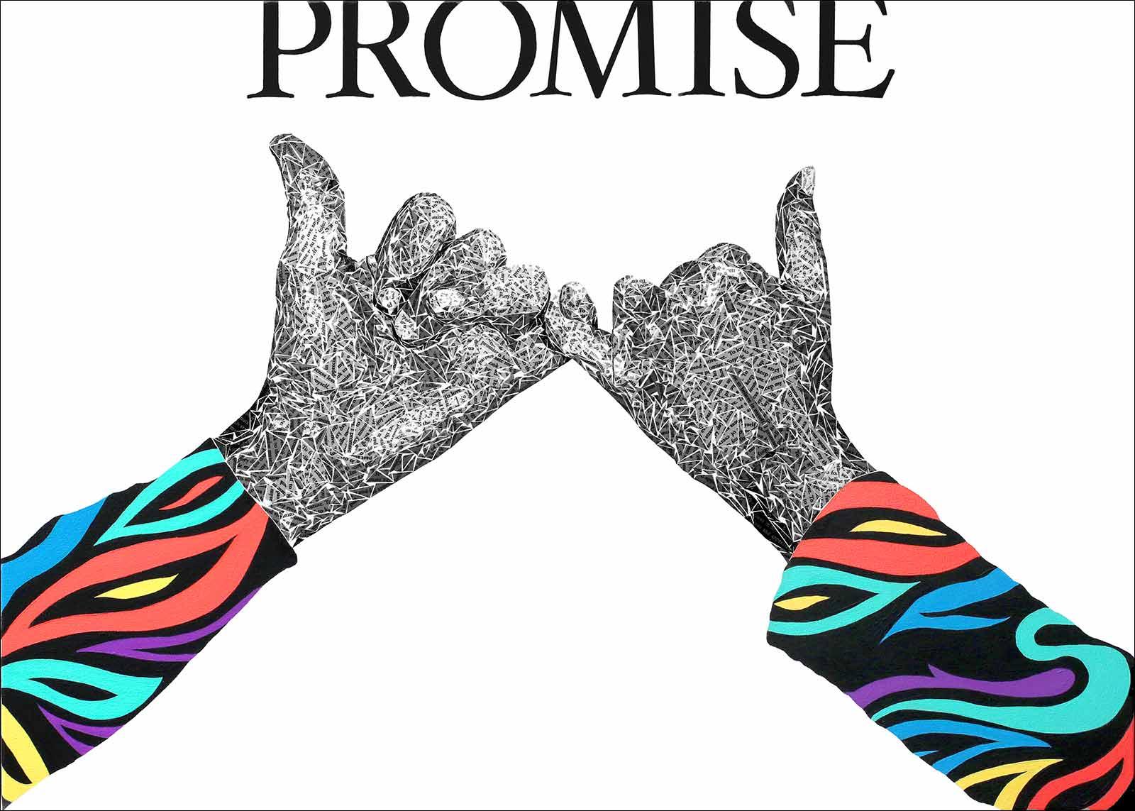 Promise | Susan Clifton | 42x30