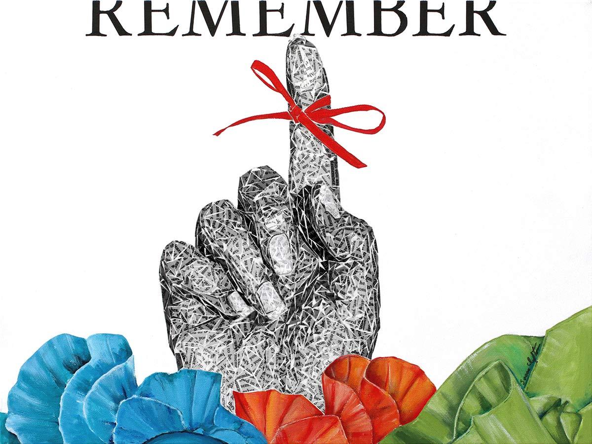 Remember | Susan Clifton | 24x18