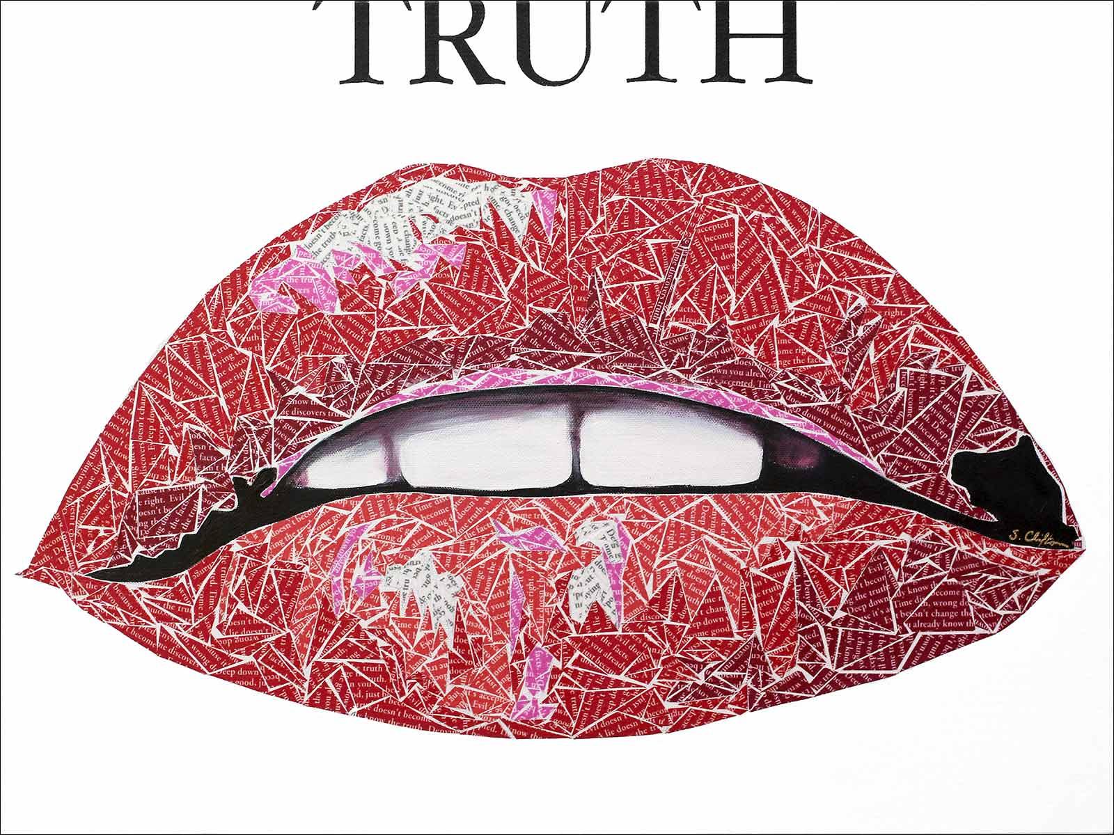 Truth | Susan Clifton | 24x18