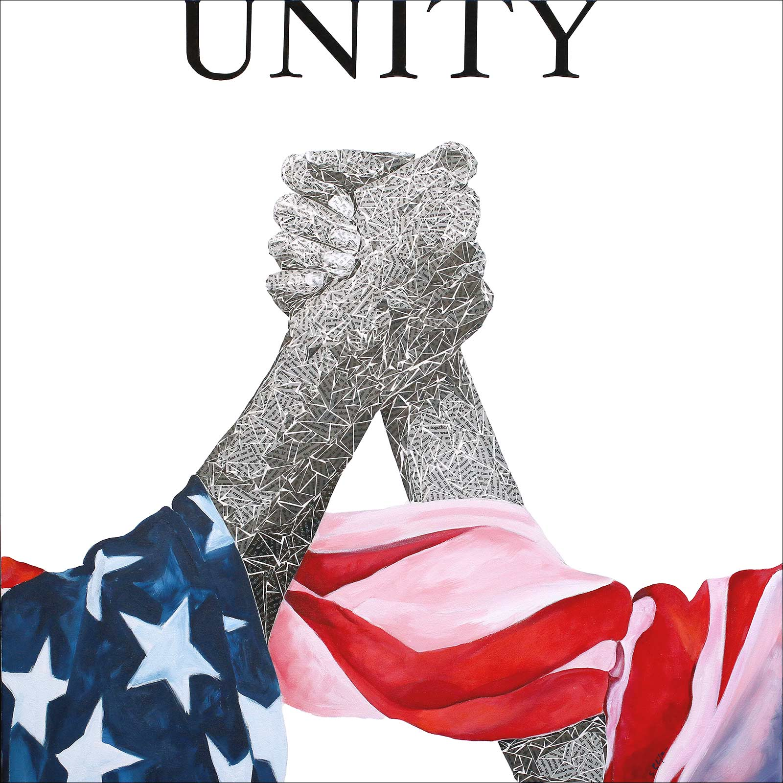 Unity | Susan Clifton | 30x30