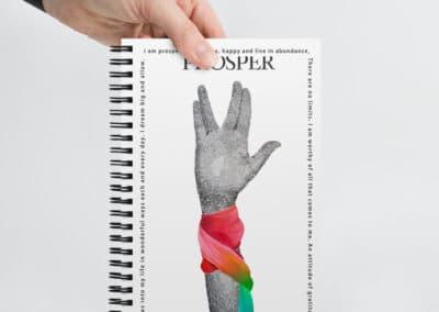Prosper Spiral Notebook