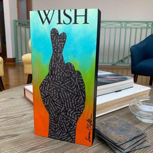 Wish artwork