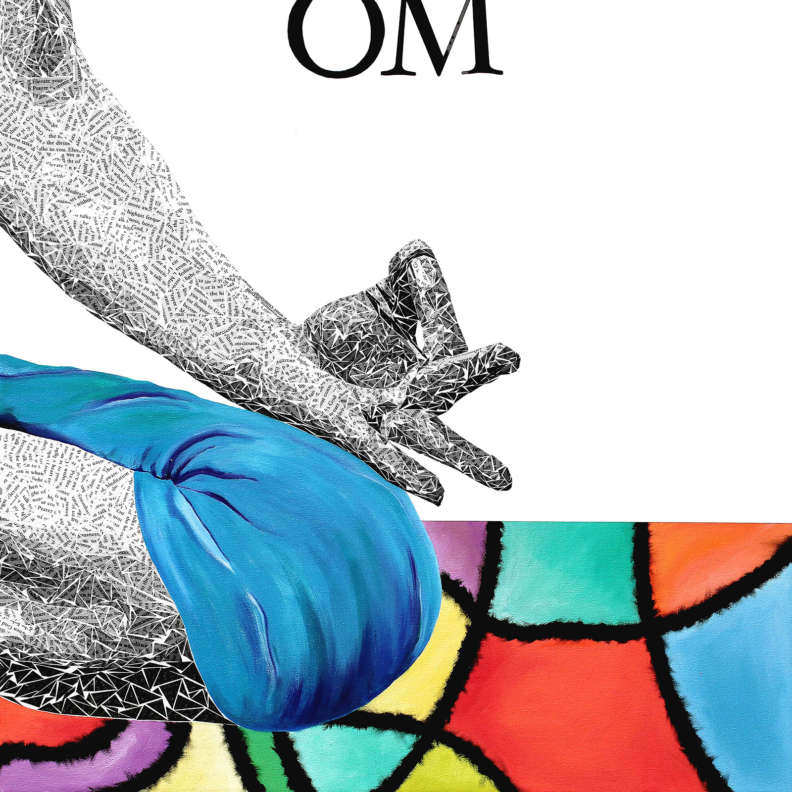 OM original artwork