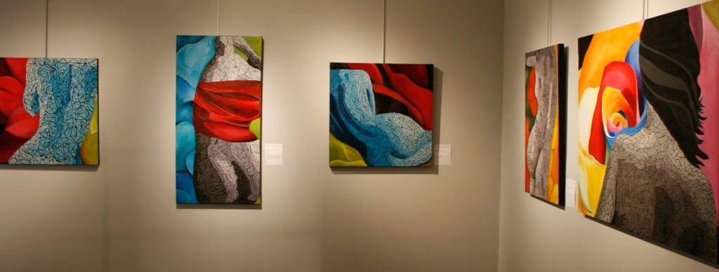 Grey Matter Solo Show