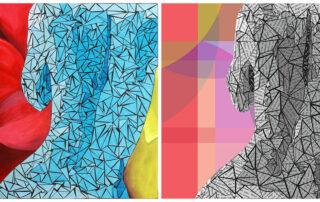 coronavirus art project