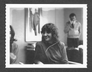 Susan Clifton by Saul Leiter
