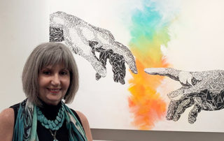 Susan Clifton Artist in Residence at BaCA